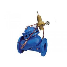 可调式减压阀  多功能水泵控制阀