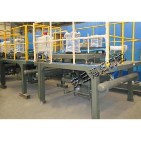阜新吨袋包装机生产线吨包包装机的工作流程