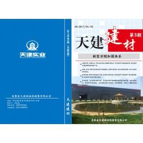方钢模板支撑(竖向)立杆间距200mm-河北昌黎天建生产厂家