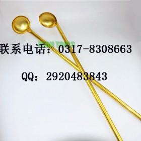 石油化工防爆铜勺子 铜勺子油漆搅拌勺纯手工定做