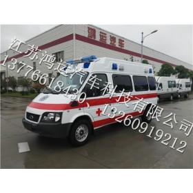 HYD5037XJH5全顺长轴救护车