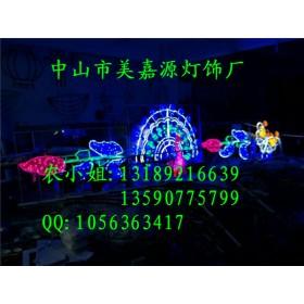 高品质防水LED过街灯 国庆节街道美化灯 LED路灯杆造型灯