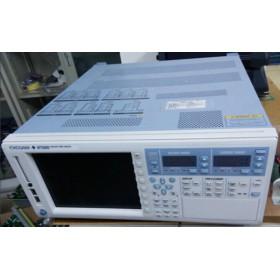 回收WT3000 数字功率表
