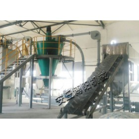 铜矿粉自动拆包机生产线自动破袋机优点