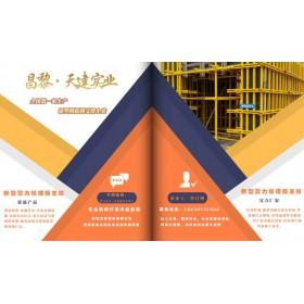 2017新型剪力墙模板支撑体系厂家直销地址-天建钢结构