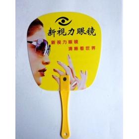 广州批发广告扇,铆钉扇厂家定做,来图印刷