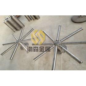 高效布水器V型丝放射形布水器