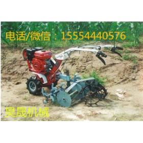 小机器大作用除草耕作机  汽油微耕机 菜地耕平机