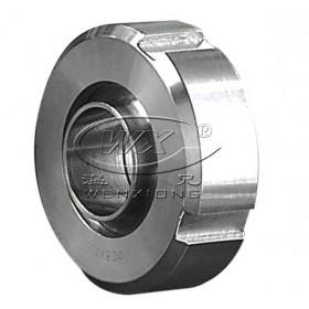 DIM活接头 卫生级管件 不锈钢管件