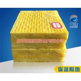 厂家专业生产纤维玻璃棉板 耐高温保温材料玻璃棉板