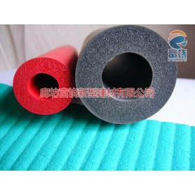 空调橡塑保温管B1级防火防冻保温管水防晒保温材料