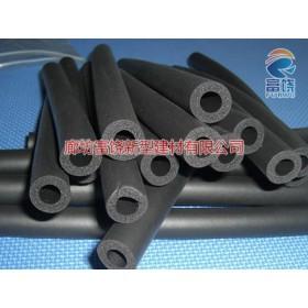 橡塑海绵保温管 B1阻燃、B2级难燃管道保温棉空调橡塑保温管