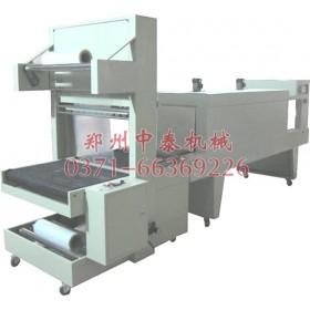 全自动纸箱PE膜包装机,热收缩膜包装机