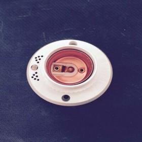 罗口灯头声光控节能led灯2线开关