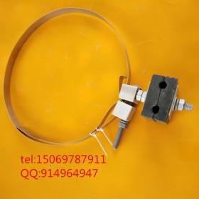 ADSS杆用引下线夹,供应引下金具光缆配件
