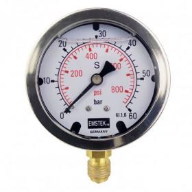 高压压力表TY-300说明书
