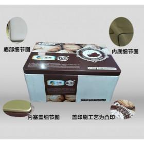 粗粮饼干铁盒包装 优质包装盒定制批发