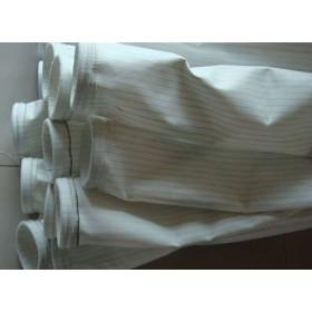 550克覆膜防静电除尘布袋接近零排放经济效益好-东捷除尘