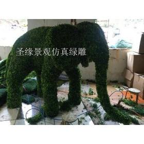 室内专业定制仿真绿雕厂家直销