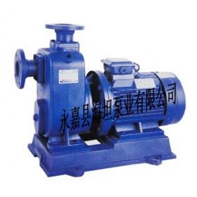 直联式自吸排污泵ZWL型