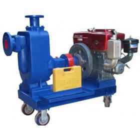 柴油机自吸排污泵ZWC型自吸泵系列