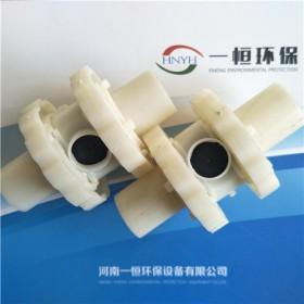 单孔膜曝气器用途 一恒单孔膜曝气器价格 曝气器大量现货