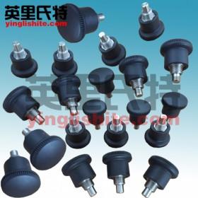 分度销简易型 细牙螺纹822-6-M10-碳钢、不锈钢