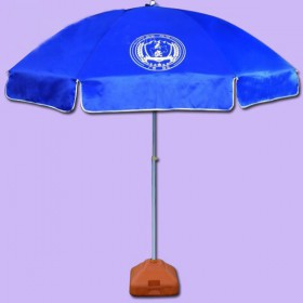 【太阳伞厂家】生产--白云公安培训雨伞 太阳伞