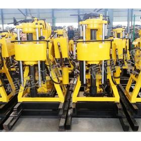 厂家生产HWD-230型钻机 低价格高效率的滑道水井钻机