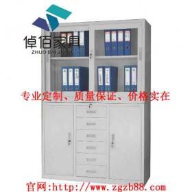 钢制文件柜选购考虑因素  陕西倬佰钢制文件柜规格WJG-13
