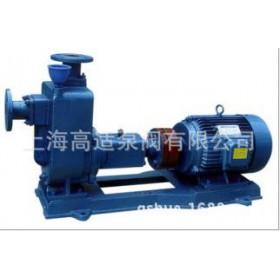 ZW排污自吸泵 大颗粒杂质排污水泵 化工排污泵优质自吸排污泵