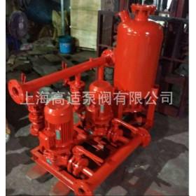 消防二次加压设备增压稳压 无负压生活稳流稳压供水成套设备