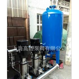 高效不锈钢智能二次供水设备 节能管网叠压二次恒压供水设备