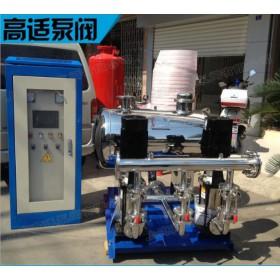 变频控制柜 无负压供水设备变频恒压供水设备控制柜
