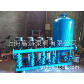 生活稳压二次供水紫外线消毒设备 高层变频二次供水成套设备