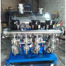 无负压变频恒压供水设备 箱式无负压定压供水设备 二次供水设备