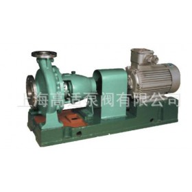 IHF型氟塑料离心泵 加压增压管道离心泵便拆节能管道离心泵