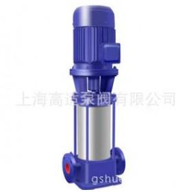 GDL立式多级管道离心泵 立式耐酸管道离心泵 单吸管道离心泵