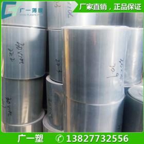 工厂供应pvc热缩膜 透明PVC热伸缩膜 铝材包装膜 塑封膜