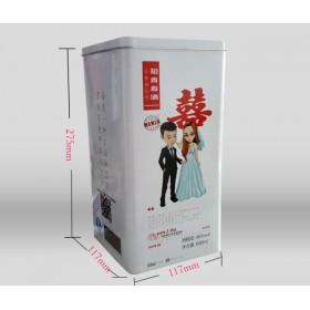 润丰制罐供应酒盒系列包装盒 包装盒定制厂家