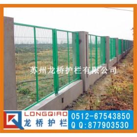 北京铁丝网围墙 浸塑绿色铁丝网 龙桥护栏厂家直销