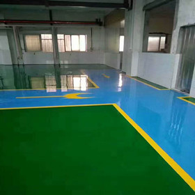 博博山环氧地坪漆无溶剂型施工要求和注意事项