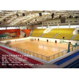 体育馆运动木地板防腐处理很重要