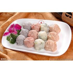 肉丸子结构粉 增强丸子嚼劲及弹脆性 提高丸子保水保油性
