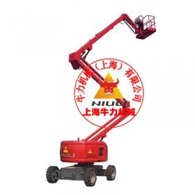 自行走曲臂式(柴油驱动)高空作业车升降平台首选品牌