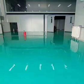 滨州生产环氧地坪漆厂家告诉地面做多厚合适施工