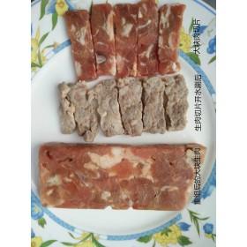 碎肉重组专用魔芋粉切片不散 重组鱼排牛排专用魔芋粉提高出品率