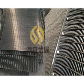 条缝筛板三角丝条缝过滤网矿筛板