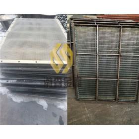 高精度楔形丝条缝过滤网矿筛板