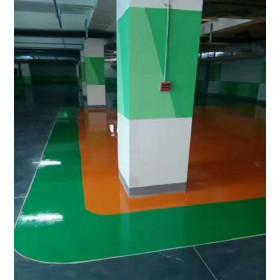 潍坊停车场专用环氧地坪漆厂家设计施工包工包料
